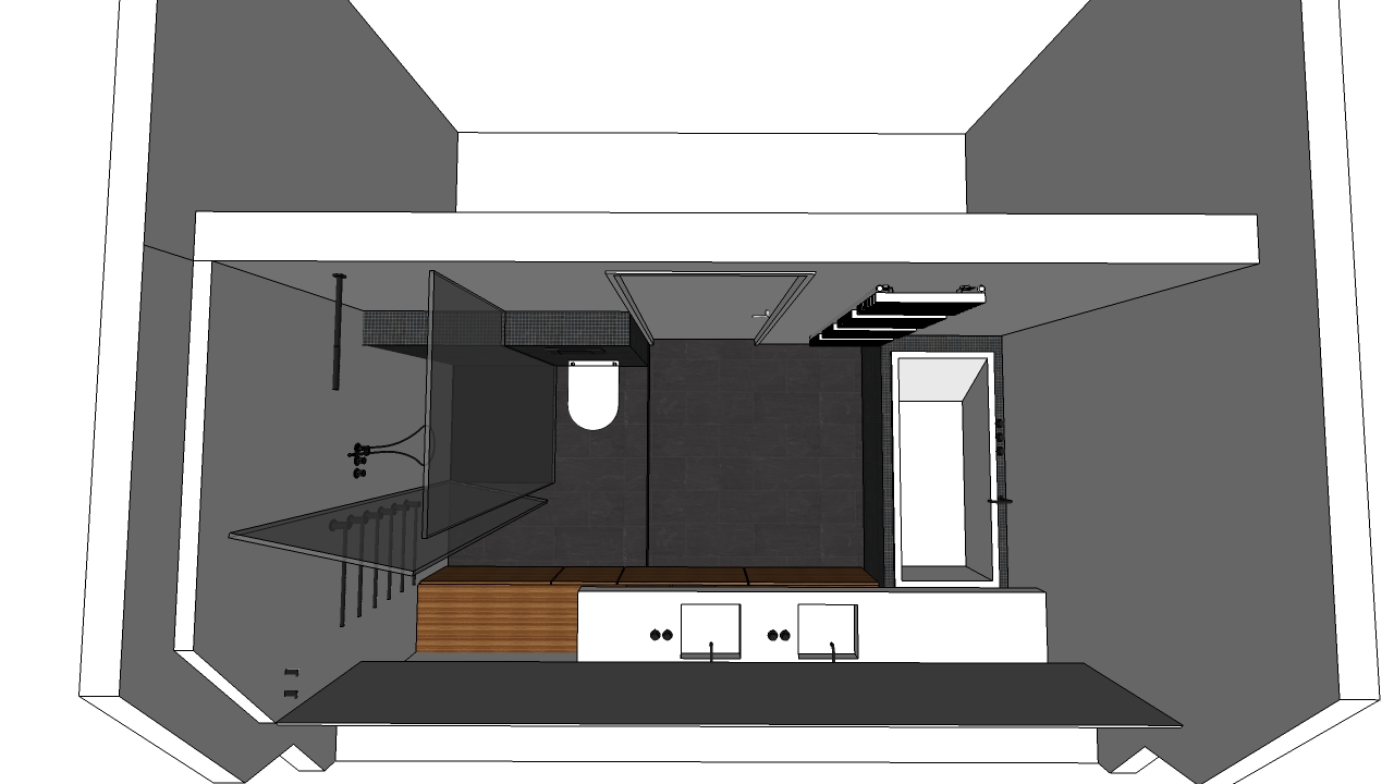 Van Boven Badkamers : Badkamer seels boven 2 kvw projects